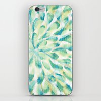 Petal Burst iPhone & iPod Skin