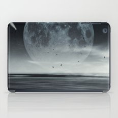 oceans of tranquility iPad Case