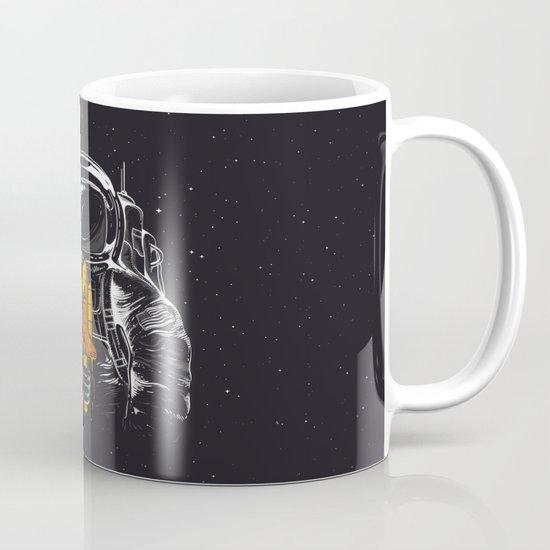 Space Popscicle Mug