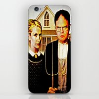 Dwight Schrute & Angela … iPhone & iPod Skin