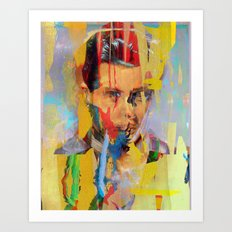 Untitled 20150303w Art Print