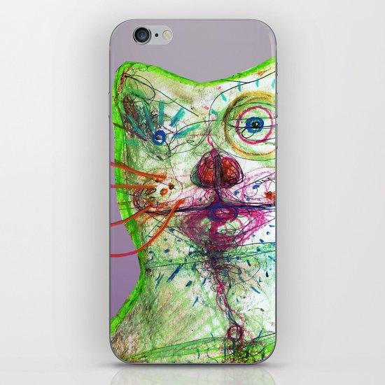 Dirty Bear iPhone & iPod Skin