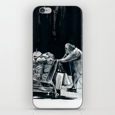 Tonight I'm Going To Be Alright iPhone & iPod Skin
