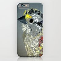 iPhone & iPod Case featuring Blue Bird by World Raven