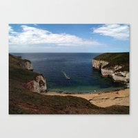 North Landing Canvas Print