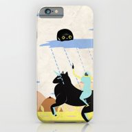 iPhone & iPod Case featuring GIRL POWER by Alba Blázquez