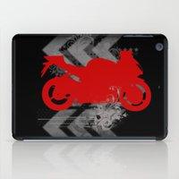 Racing iPad Case