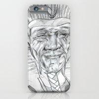 iPhone & iPod Case featuring Faraon by RamonN90