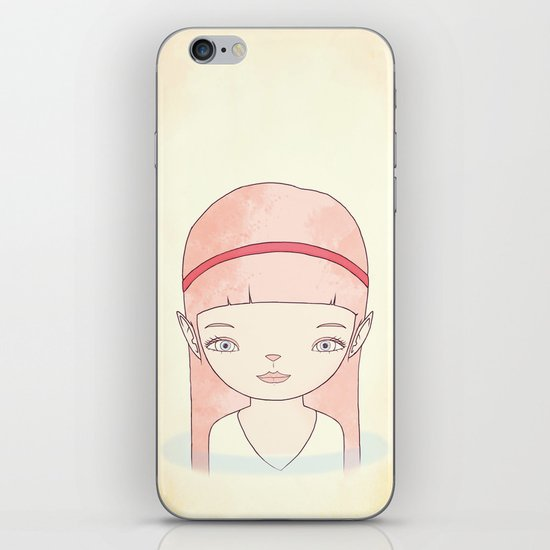 수호자 GUARDIAN iPhone & iPod Skin