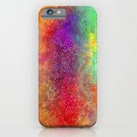 Aa 2 Colourful Digital A… iPhone 6 Slim Case