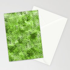 Wild (Series) Lime Stationery Cards