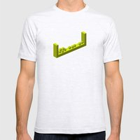 The LATERAL THINKING Project - Categorías Mens Fitted Tee Ash Grey SMALL