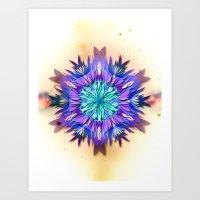 PHOWA Art Print