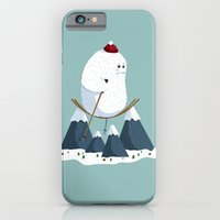No Slope, No Hope iPhone 6 Slim Case