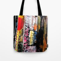 Journal  Tote Bag