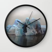 iceberg. Wall Clock