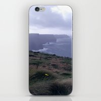 Cliffs of Moher - I iPhone & iPod Skin