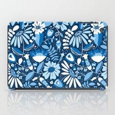 Annabelle - Blues iPad Case