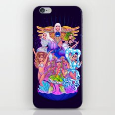 Farewell Art RAVE iPhone & iPod Skin