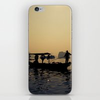 Dusky Halong iPhone & iPod Skin