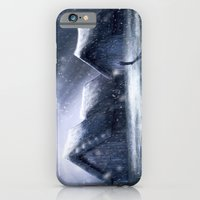 Going Home for Christman iPhone 6 Slim Case