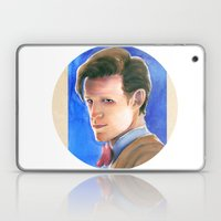 The Eleventh Doctor Laptop & iPad Skin