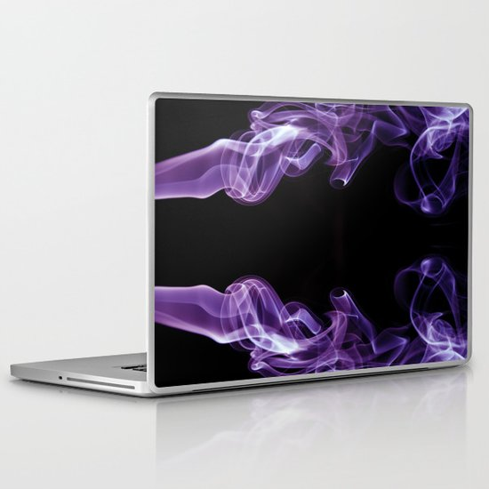 Smoke Photography #23 Laptop & iPad Skin