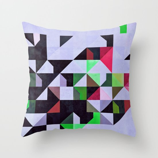 Ybsyssx Throw Pillow