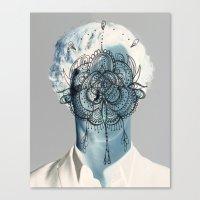 Dimensions 2  Canvas Print