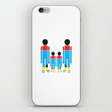 Familly iPhone & iPod Skin
