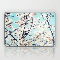 electric flowers II Laptop & iPad Skin