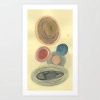 Universal Cycles Art Print