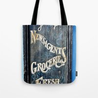 One Stop Shop Tote Bag