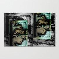 IMGmix-A1 (Laptop)  18/1… Canvas Print