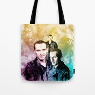 Inspired By Christopher … Tote Bag