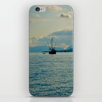A Seiners Life  iPhone & iPod Skin