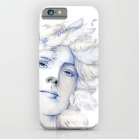 iPhone & iPod Case featuring Goddess: Air by Stephane Lauzon