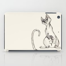 Cats with Tats v.1 iPad Case