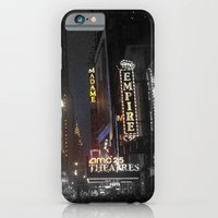 iPhone & iPod Case featuring Night Life by DeLayne