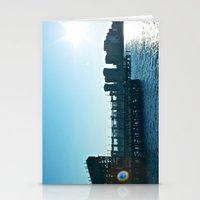 Long Island Sunset Stationery Cards