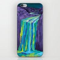 The Great Waterfall iPhone & iPod Skin