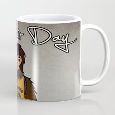 bad hair day no:2 / Teen Wolf Mug