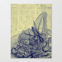 Ebulition Canvas Print
