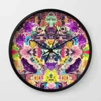Crystalize Me Wall Clock