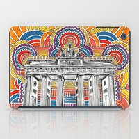 Brandenburger Tor iPad Case