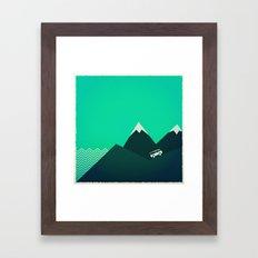 Travel! Framed Art Print