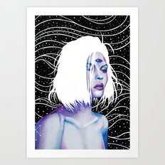 Hybrid Daughters I Art Print