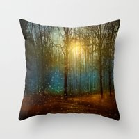 In Seed Time Learn, In H… Throw Pillow