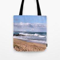 Bashams Beach Tote Bag