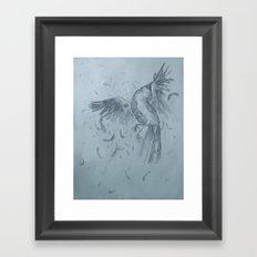 Detachment Framed Art Print
